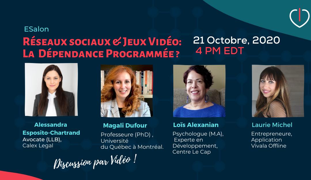 Cyberdépendance: Traiter Un Ado Addict aux Jeux Vidéo au Québec et en Ontario