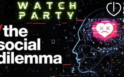 Voir The Social Dilemma:Mercredi à 20h30 heure française et HAE en Amérique du Nord