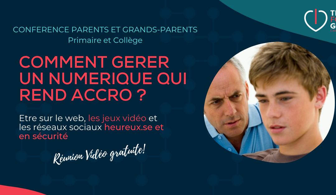 Ressources et Conseils Parents, Jeux Vidéo et Réseaux Sociaux : une Conso Numérique Saine
