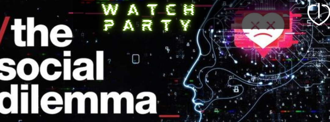 Watch The Social Dilemma Movie Via Zoom on Wednesdays at 8:30 PM EST, Free of charge
