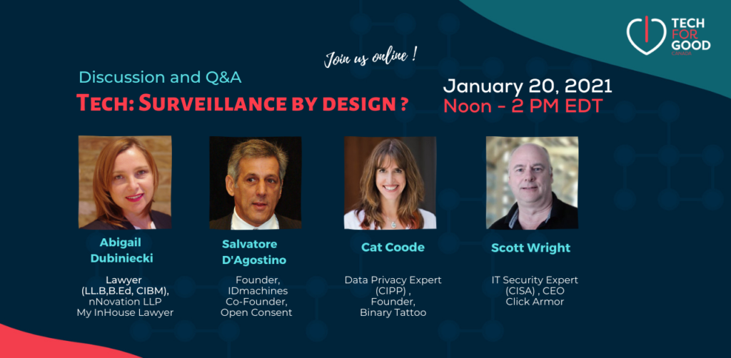 Data privacy and Security Event January 20, 2021