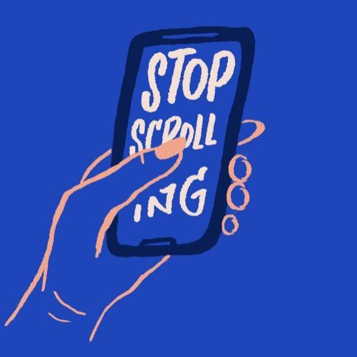Digital Citizenship Youth Social Media Challenge : We Stop Scrolling